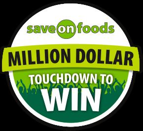 Million Dollar Touchdown to Win