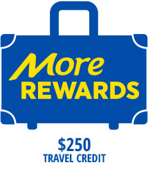 $250 Travel Credit